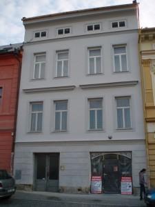 Rekonstrukce domu, Hlavní náměstí 11 Šternberk