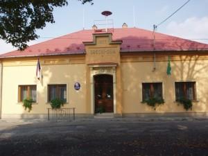 Rekonstrukce Obecní úřad Hnojice