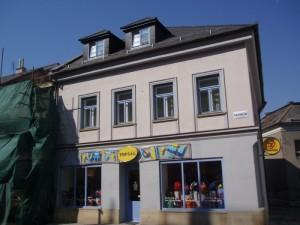 Rekonstrukce firmy TOPGAL, Šterberk u horní brány